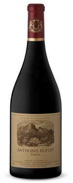 Anthonij Rupert  Syrah 2013