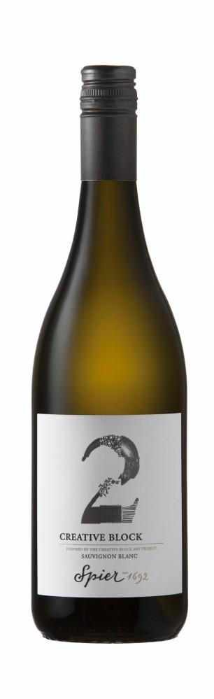 Spier Creative Block 2 2017 White Blend Bordeaux, Western Coast, South Africa